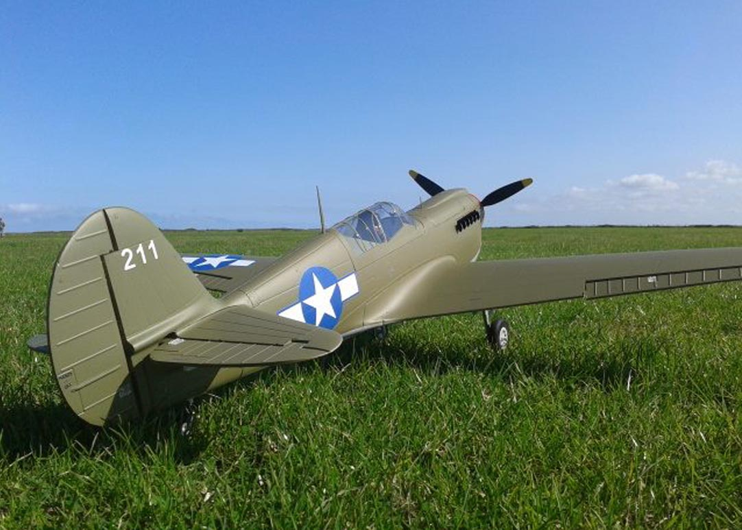 Gallery of Redruth & District Model Flying Club