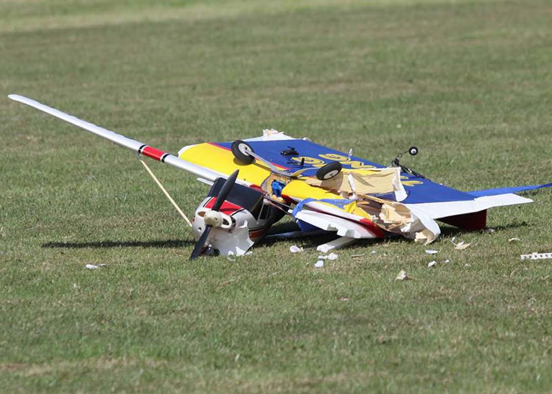 News from Redruth & District Model Flying Club